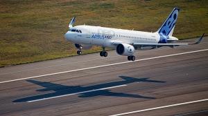 """""""Airborne"""" ! (foto: S. Ramadier/Airbus)"""