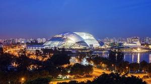 The Sports Hun i Singapore (foto STB)