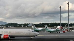 Oslo lufthavn Gardermoen  (foto: ©otoerres)