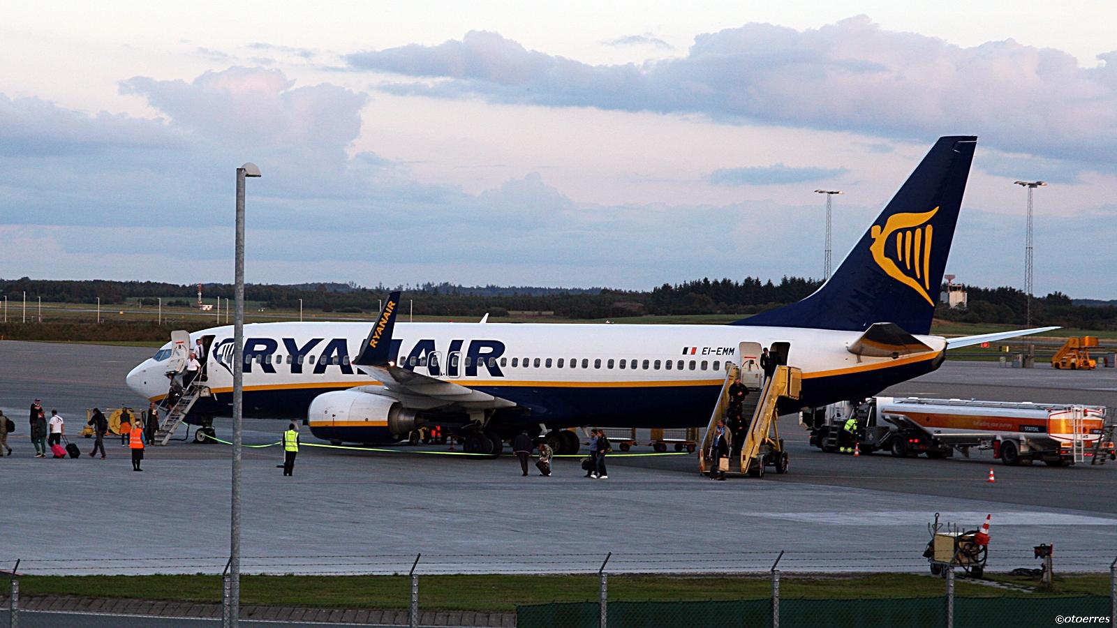 Ryanair møter dansk fagforening | Dfly