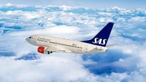 SAS regner søndag  med minst 60 innstilte flyavganger til og fra København  (sas.no)