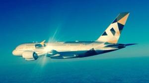 Etihad Airways har bestil 10 Airbus A 380 ( P. Masclet)
