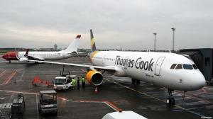 A 321 nummer tre - klar for sin første flyvning med passasjerer i november 2014  ( ©otoerres)