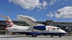 Sun-Air har sin hovedbase i Billund og er verdens største operatør av Dornier 328. Rutene flys i etfranchisesamarbeide med British Airways. Selskapet fraktet 180.000 passasjerer i regnskapsåret 2013/14 (sunair.dk)