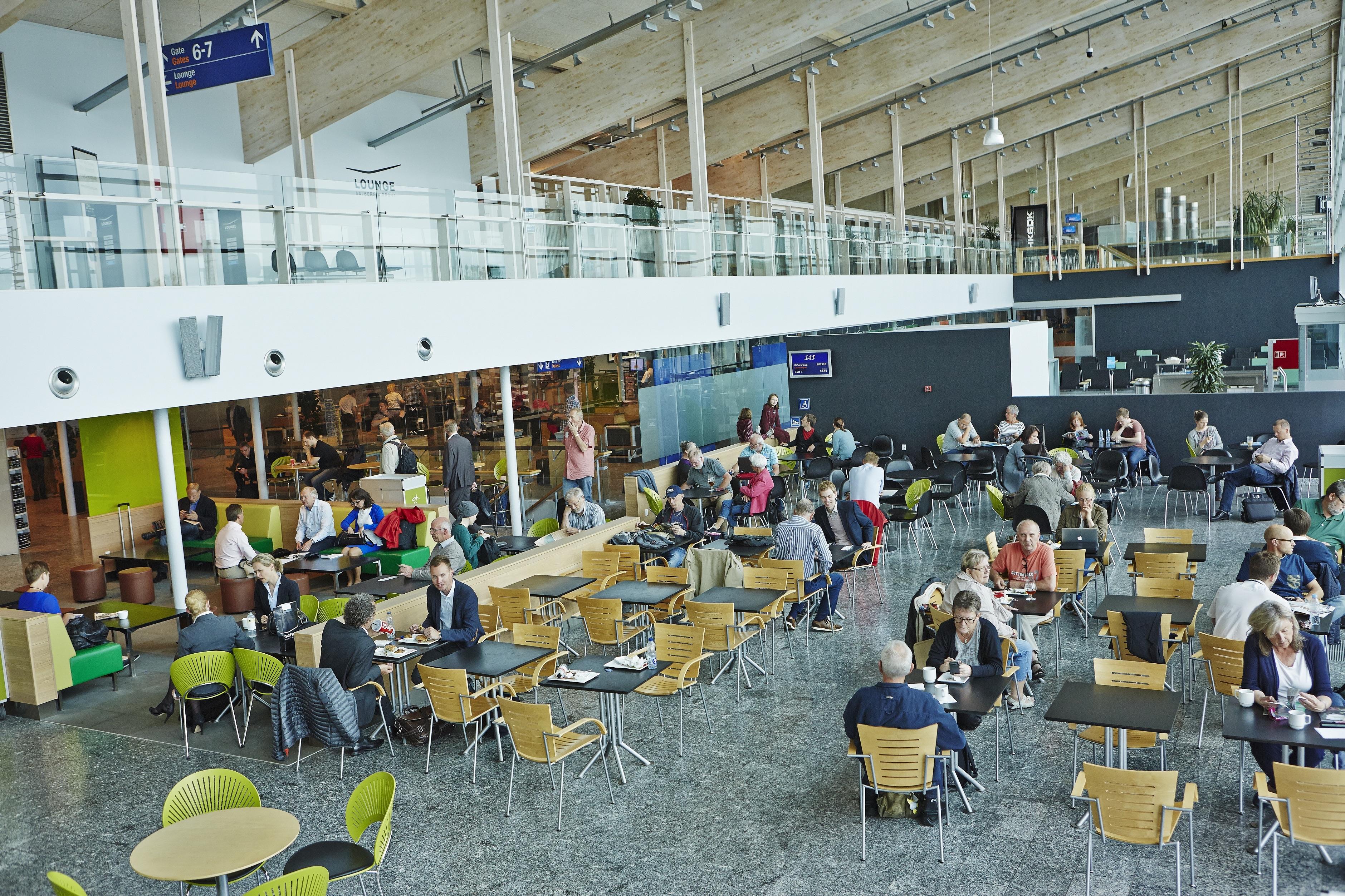 aalborg lufthavn bagage