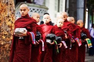 Myanmar (Burma) (Copyright Jysk Rejsebureau)
