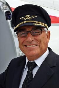 Niels Sundberg - eier og direktør i Sun-Air siden oppstarten i 1978 (sunair.dk)