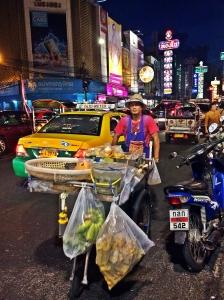 Bangkok - hovedstaden i Thailand  (Copyright Jysk Rejsebureau)