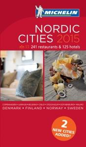 Forsiden av Â«Michelin Guide Nordic Cities 2015 (Michelin.no)