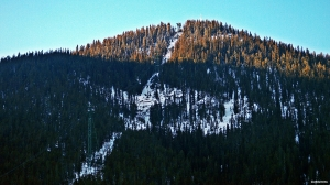 Skiheis nær Banff i den canadiske delen av Rocky Mountains ( ©otoerres)