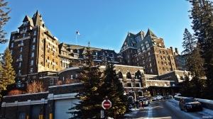 The Fairmont Banff Springs Hotel (©otoerres)