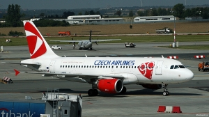 Czech Airlines Airbus A 319  (©otoerres)
