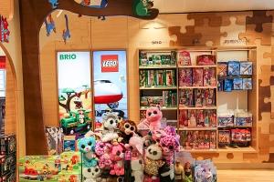 """""""Legoavdelingen"""" (Oslo lufthavn)"""