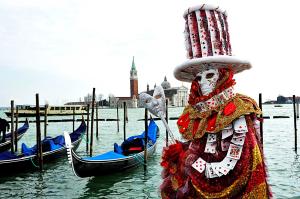 Venezia har Europas høyeste økning med 26% i forhold til januar 2015 (Foto: Matteo Bertolin Unionpress)